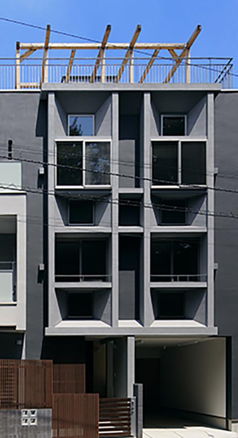 根津T邸 - 東京都文京区の注文住宅